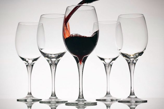 The Spirale Wine Glass by Vacanti Wine Glasses