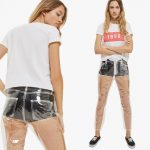 Topshop Clear Plastic Jeans Is Like Raincoat Pants, But Only Transparent