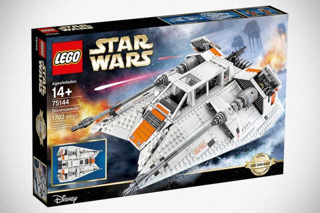 Ultimate Collectors Series T-47 Snowspeeder 75144