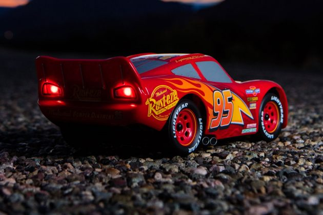 Ultimate Lightning McQueen App-controlled RC Toy Car
