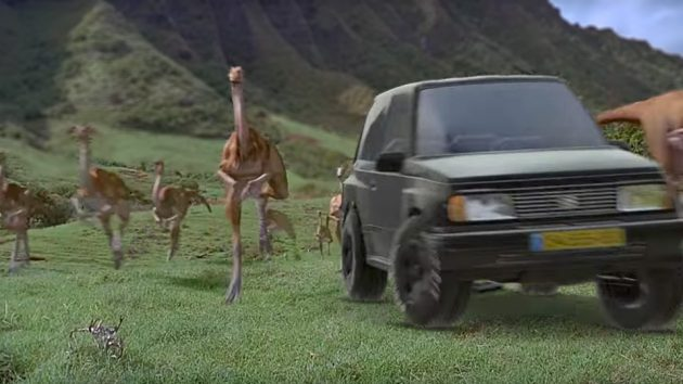 VFX Artist Creates Crazy Cool Video To Sell 1996 Suzuki Vitara