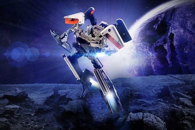 Xiaomi x Hasbro Made-for-China Transformers Soundwave