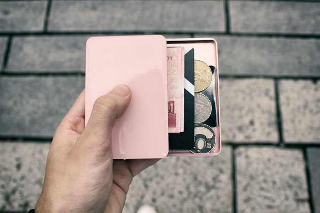 Zenlet 2 Series Aluminum Quick Access Wallet