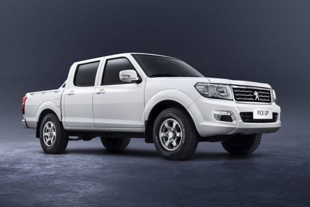 Peugeot Returns to the Pickup Truck Market