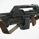 Original Pulse Rifle Used In <em>Aliens</em> And <em>Aliens 3</em> To Go On The Block