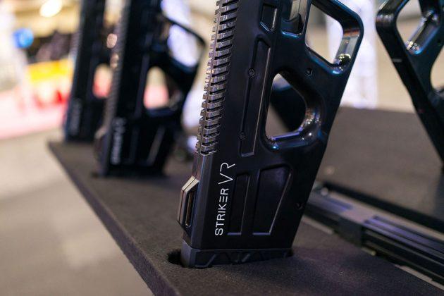 Striker VR Arena Infinity Advanced Force Feedback VR Gun