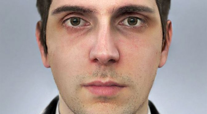 Artist Claims To Have Used CGI Photo For ID Card And We Totally Believe Him