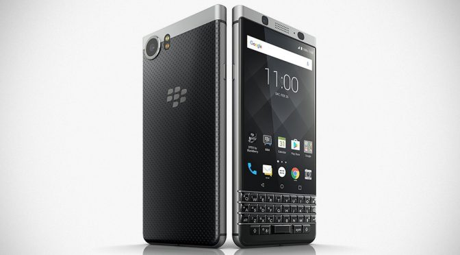 BlackBerry KEYone Android Phone Goes On Sale, Priced At $550