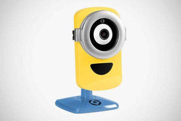 Despicable Me Minion Cam HD WiFi Camera by Tend