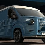 Citroën HY Tribute Van, Type H 70th Anniversary Van Goes On Sale
