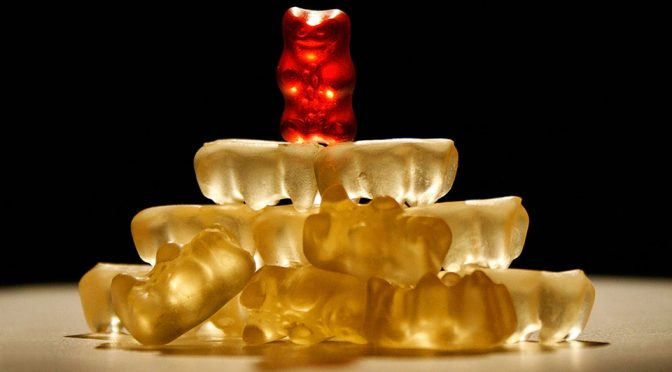 Cinnamon Whisky Gummy Bears Are A Thing, But They Won't Make You High