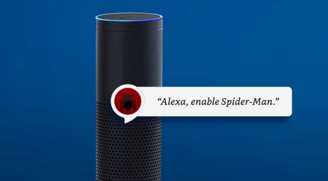 You Can Now Enable <em>Spider-Man</em> Skill On Alexa-enabled Devices