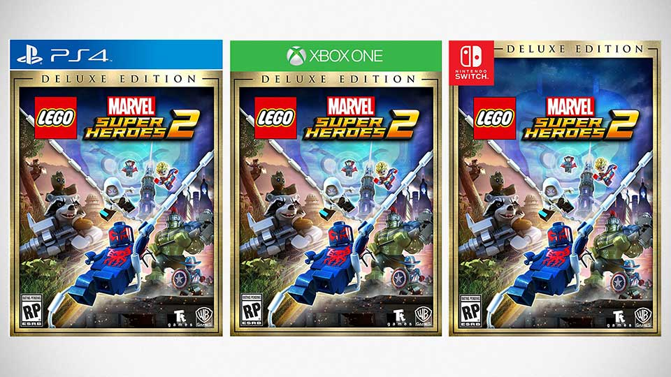 Pre-order LEGO Marvel Super Heroes 2 And Get A Free Giant-Man ...
