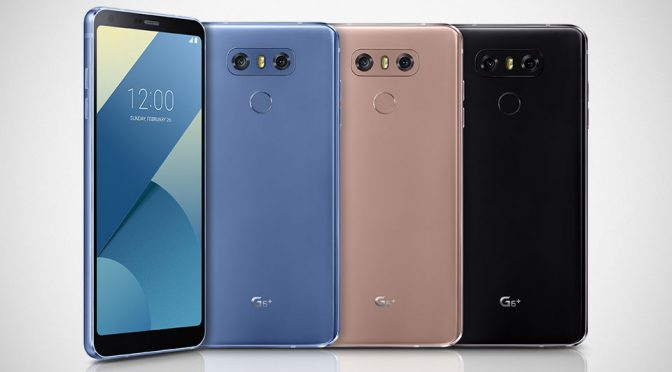 LG Updates G6 With New Features And Introduced New Plus Model