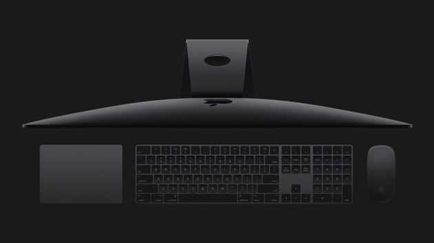 Late 2017 Apple iMac Pro All-In-One Desktop Computer