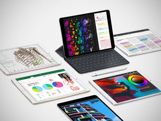 Apple 12.9 and 10.5-inch iPad Pro (Mid-2017)