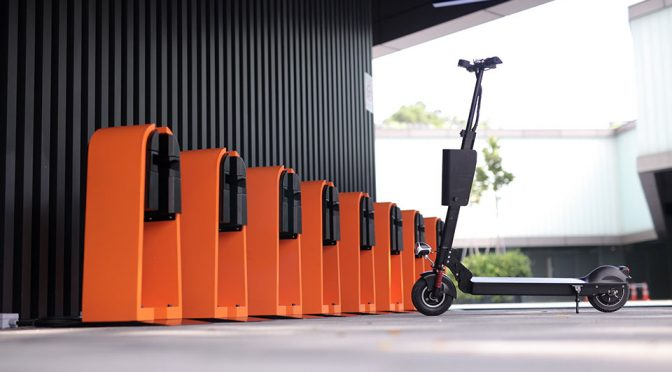 This Startup Wants You To Take On The Last Mile With Shared E-Scooters