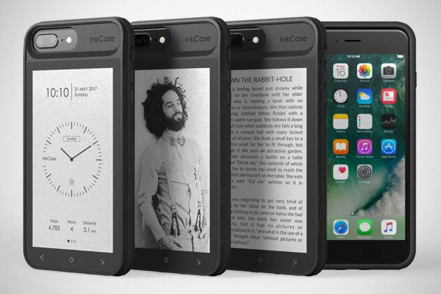 Oaxis InkCase i7 Plus Dual Screen For iPhone 7 Plus