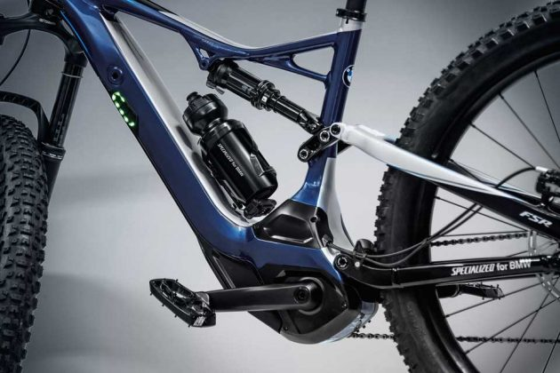 SPECIALIZED for BMW Turbo Levo FSR 6Fattie e-Mountain Bike