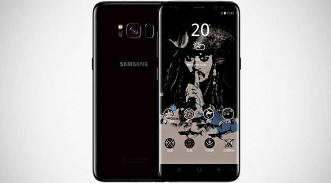 Will You Buy A Samsung <em>Pirates of the Caribbean</em>-Themed Galaxy S8?