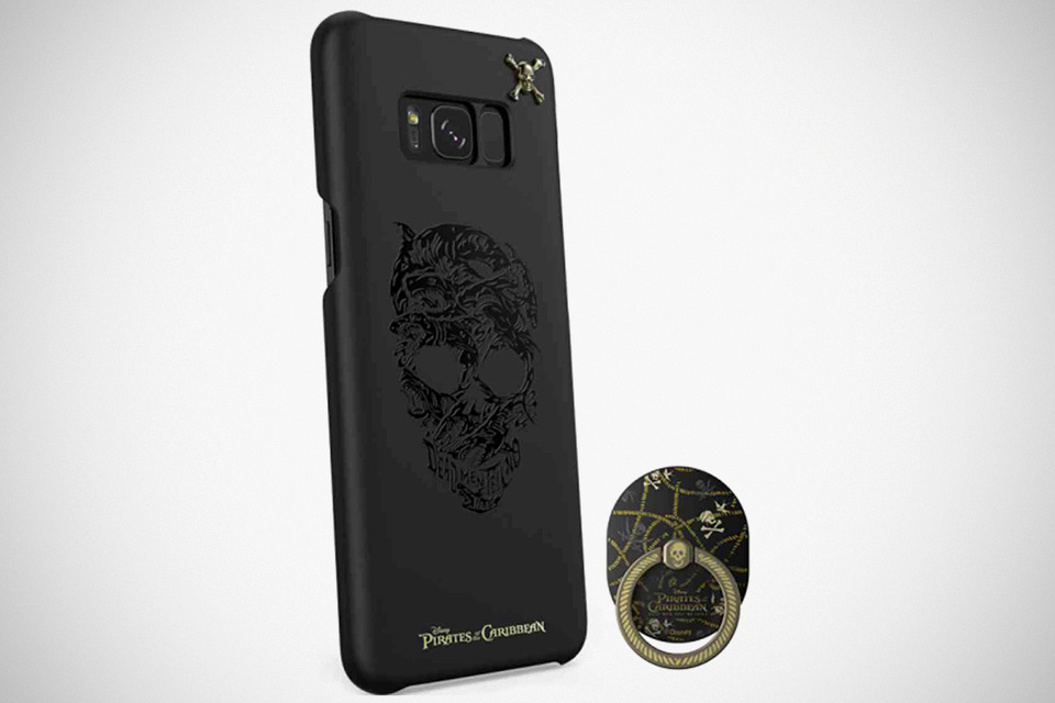 Will You Buy A Samsung Pirates of the Caribbean-Themed