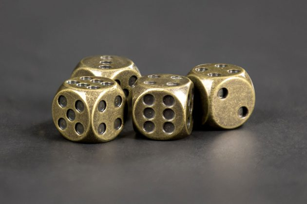 SnapDice Magnetic Dice Rolling Tray