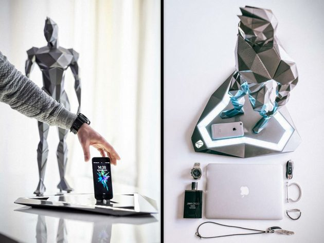 Sound Heroes Bluetooth Speaker by Kalium Labs