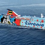 Tirrenia Launches DC Superheroes-themed Ships, Starting With <em>Batman</em>