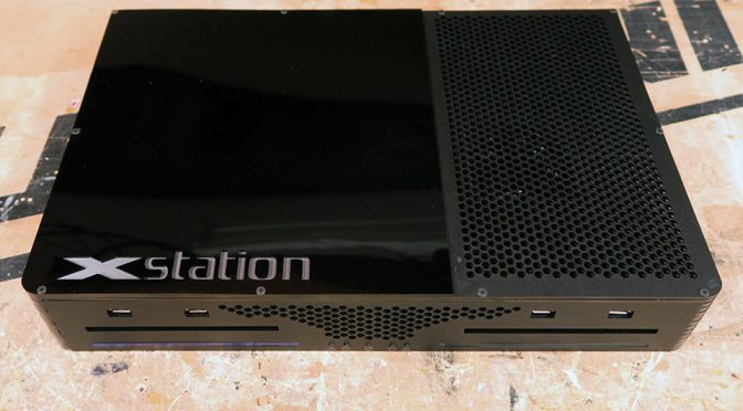 Xstation Custom Xbox One/PS4 Combo Console by Eds Junk
