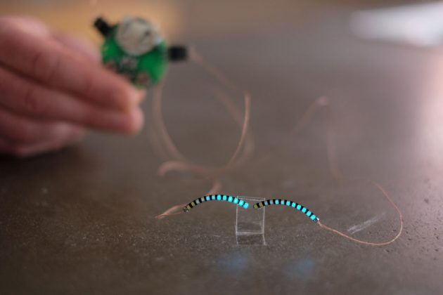 f.lashes Interactive LED Eye Lashes
