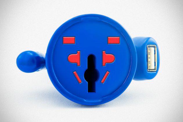 myPowerMate Travel Adapter with USB Type-C