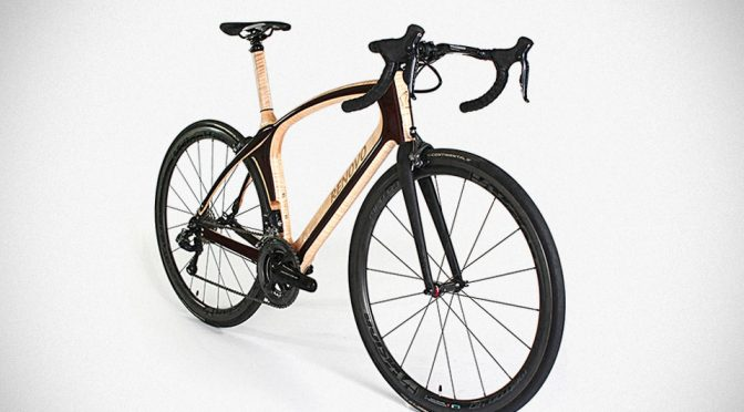 Renovo's Hybrid Wood And Carbon Bike Promised Buttery Smooth Ride