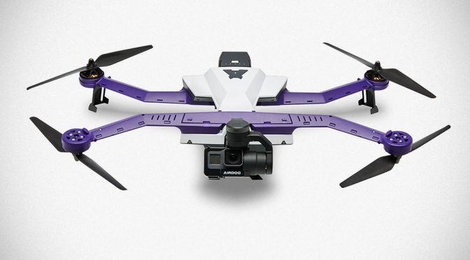 Airdog Takes The Next-Gen Handsfree Camera Drone To Kickstarter