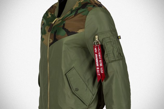 Alpha Industries G.I. Joe L-2B Flight Jacket