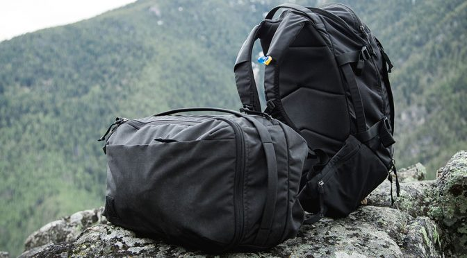 Finally, Backpacks That Can Go From The Office Straight Into The Wild