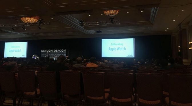 Fried Apple Demoed First Apple Watch Jailbreak