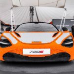 Full-size LEGO McLaren 720S Finished By Fans At Goodwood Festival of Speed