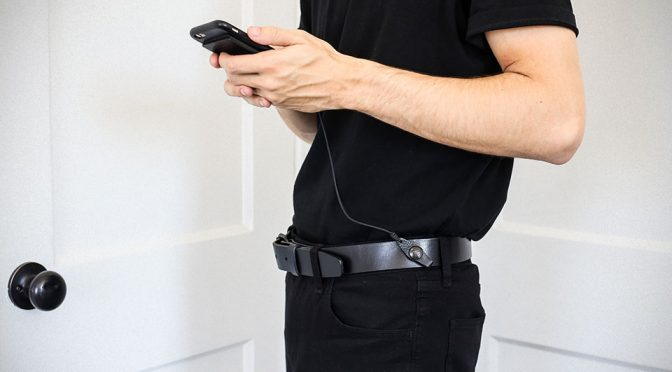 KILLSPENCER Utility Belt Keeps Your EDC Safe