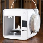 Kodama Hits Up Kickstarter With Sleek $99 3D Printer Called Obsidian