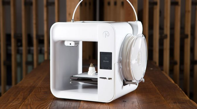 Kodama Hits Up Kickstarter With Sleek $99 3D Printer