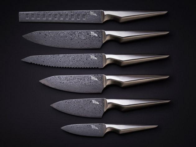 Kuroi Hana Japanese Knife Collection by Edge of Belgravia