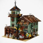 With Over 2,000 Pieces, The Old Fishing Store Is The Biggest LEGO Ideas Set