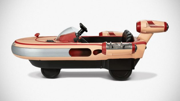 Luke Skywalker's Landspeeder Ride-on Toy by Radio Flyer