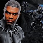 Hasbro Unveiled 12-inch Marvel Legends Series Black Panther Figure