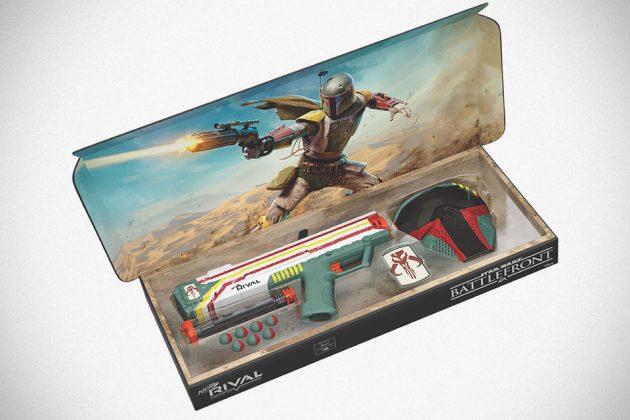 NERF Rival Apollo XV-700 Star Wars Mandalorian Edition Blaster