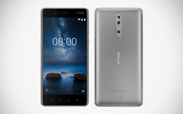 Nokia 8 Leaks Hint Zeiss Optics and Unique Copper Casing