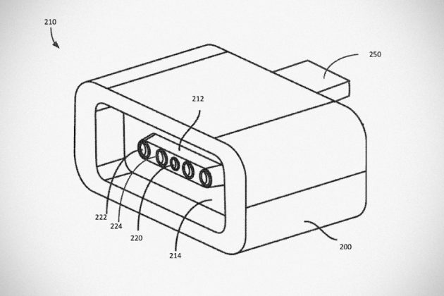 Patent Hints Apple Bring MagSafe To USB-C Connector