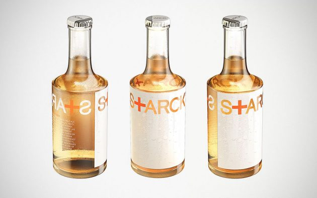 Philippe Starck x Brasseries d'Oit Starck Beer With OLT