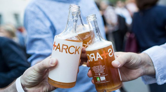 Look, Philippe Starck Design Beer Too And It's Called Starck Beer With OLT