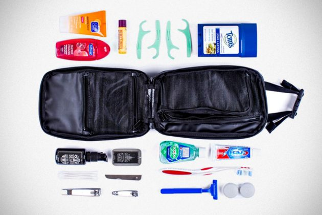Premium Toiletry Bag For Traveling by Gravel